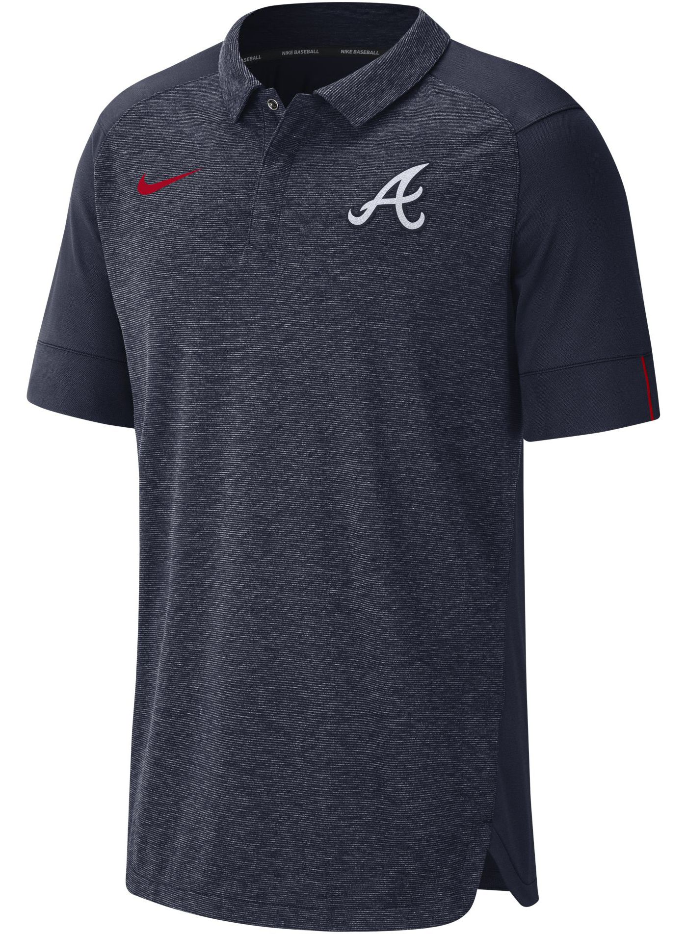 Nike Men's Atlanta Braves Elite Polo
