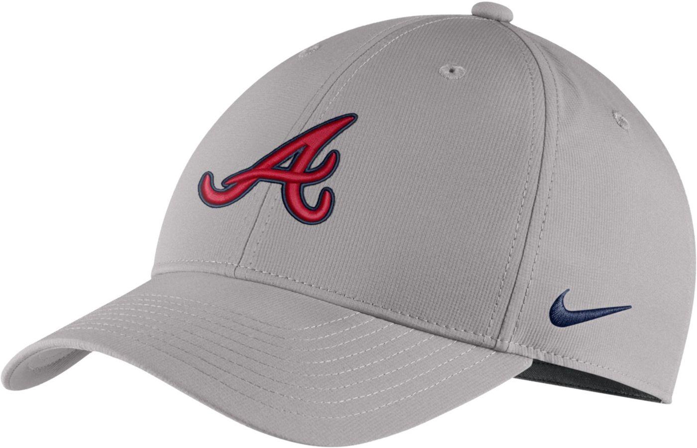 Nike Men's Atlanta Braves Dri-FIT Legacy 91 Adjustable Hat