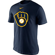 Nike Men's Milwaukee Brewers Dri-FIT Legend T-Shirt