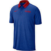 Nike Men's Chicago Cubs Breathe Polo