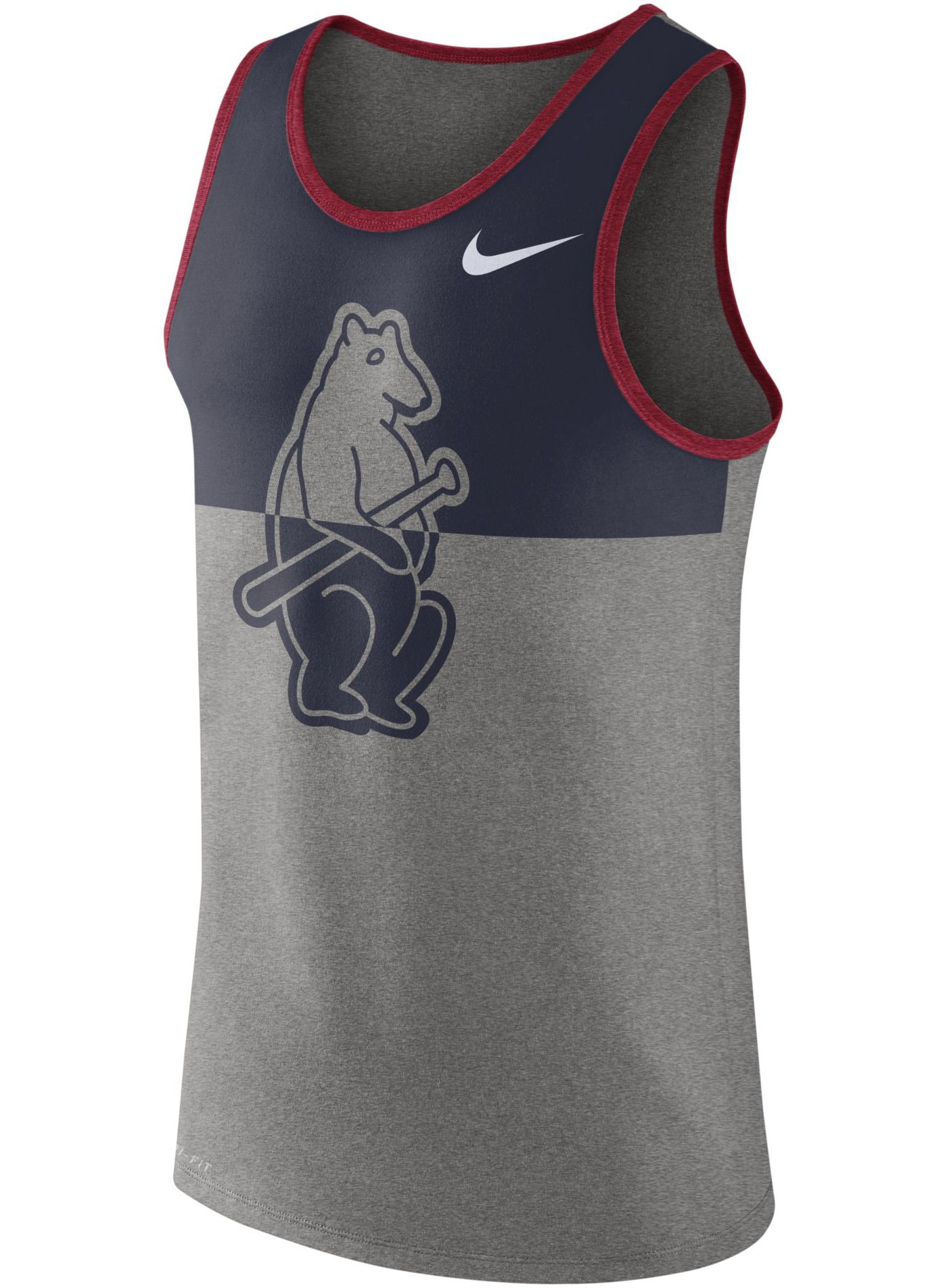 Nike Men's Chicago Cubs Dri-FIT Tank Top