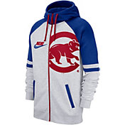 Nike Men's Chicago Cubs Full-Zip Hoodie
