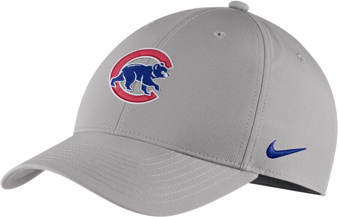ee04c960 Nike Men's Chicago Cubs Dri-FIT Legacy 91 Adjustable Hat