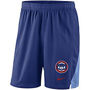 Nike Men's Chicago Cubs Franchise Knit Shorts