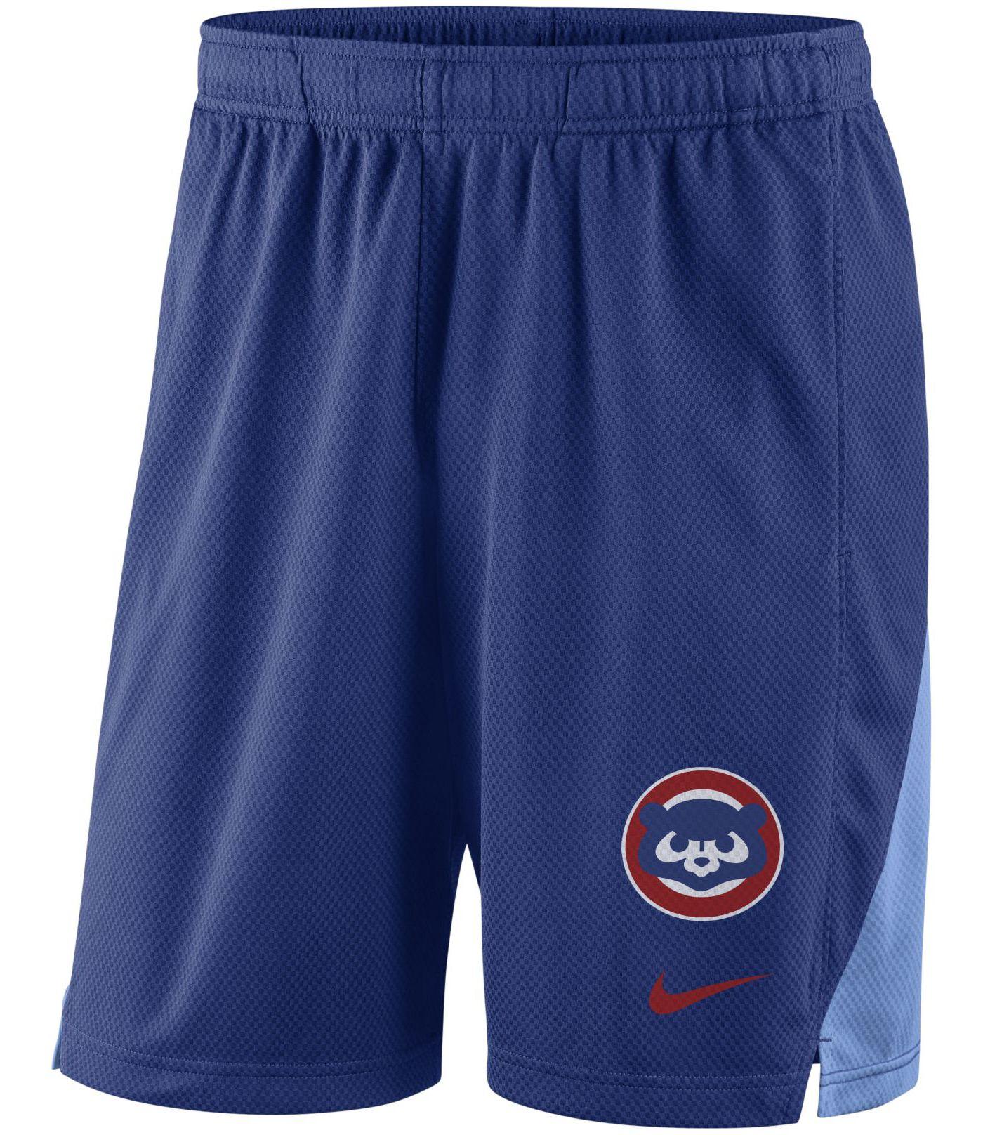 Nike Men's Chicago Cubs Franchise Knit Shorts