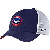 Nike Men's Chicago Cubs H86 Trucker Adjustable Hat