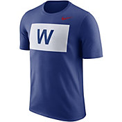 "Nike Men's Chicago Cubs Dri-FIT ""W Flag"" T-Shirt"