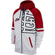 Nike Men's St. Louis Cardinals Full-Zip Hoodie