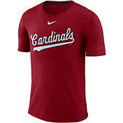 Nike Men's St. Louis Cardinals Tri-Blend T-Shirt
