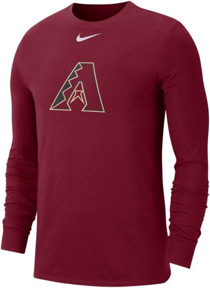 a9da00fb Nike Men's Arizona Diamondbacks Dri-FIT Long Sleeve Shirt. noImageFound