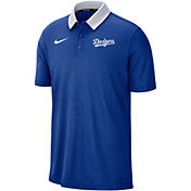 Nike Men's Los Angeles Dodgers Breathe Polo