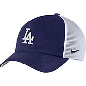 Nike Men's Los Angeles Dodgers H86 Trucker Adjustable Hat