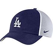 Nike Men's Los Angeles Dodgers H86 Trucker Adjustable Hat