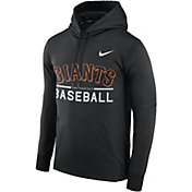 Nike Men's San Francisco Giants Pullover Hoodie
