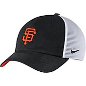Nike Men's San Francisco Giants H86 Trucker Adjustable Hat