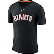 Nike Men's San Francisco Giants Tri-Blend T-Shirt