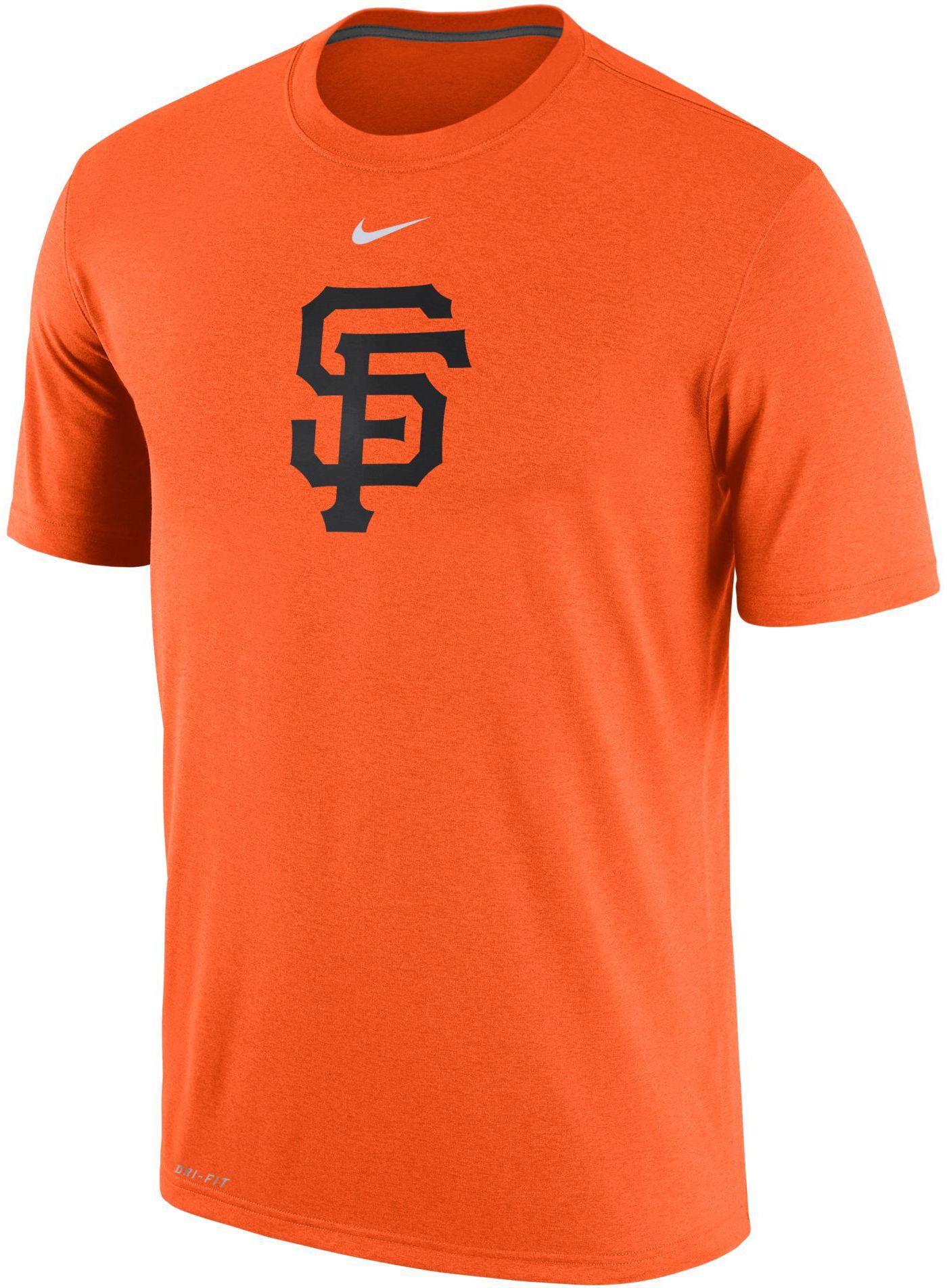 Nike Men's San Francisco Giants Dri-FIT Legend T-Shirt