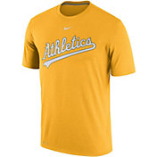 Nike Men's Oakland Athletics Dri-FIT Legend T-Shirt