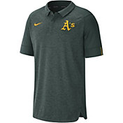 Nike Men's Oakland Athletics Elite Polo