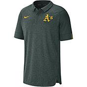 Nike Men's Oakland Athletics Elite Polo