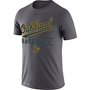 Nike Men's Oakland Athletics Practice T-Shirt