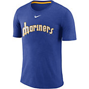 Nike Men's Seattle Mariners Tri-Blend T-Shirt