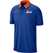 Nike Men's New York Mets Breathe Polo