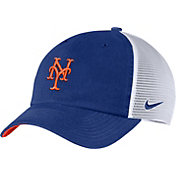 Nike Men's New York Mets H86 Trucker Adjustable Hat
