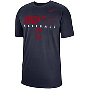 Nike Men's Cleveland Indians Dri-FIT Breathe T-Shirt