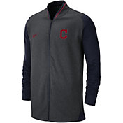 Nike Men's Cleveland Indians Dri-FIT Full-Zip Jacket