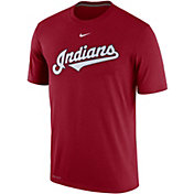 Nike Men's Cleveland Indians Dri-FIT Legend T-Shirt