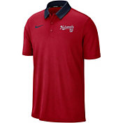 Nike Men's Washington Nationals Breathe Polo