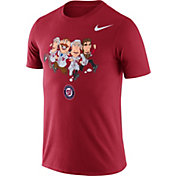 "Nike Men's Washington Nationals Dri-FIT ""Phrase"" T-Shirt"