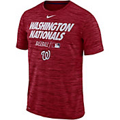 Nike Men's Washington Nationals Dri-FIT Authentic Collection Legend T-Shirt
