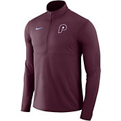 Nike Men's Philadelphia Phillies Dri-FIT Element Half-Zip Jacket