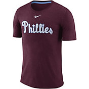 Nike Men's Philadelphia Phillies Tri-Blend T-Shirt