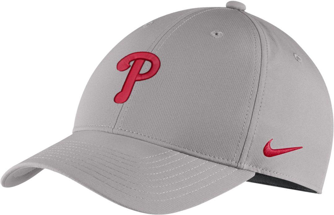 ad270002 Nike Men's Philadelphia Phillies Dri-FIT Legacy 91 Adjustable Hat ...