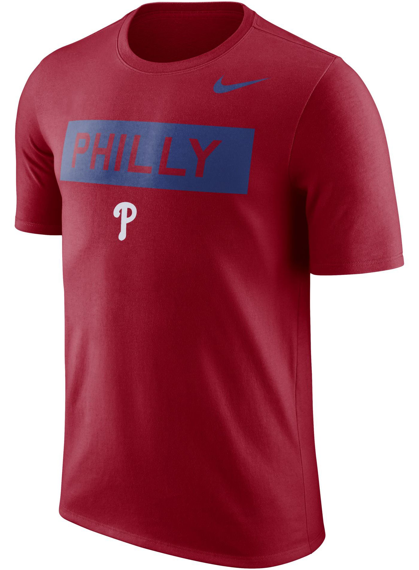 "Nike Men's Philadelphia Phillies Dri-FIT ""Philly"" T-Shirt"