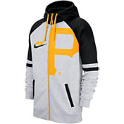 Nike Men's Pittsburgh Pirates Full-Zip Hoodie