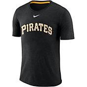 Nike Men's Pittsburgh Pirates Tri-Blend T-Shirt