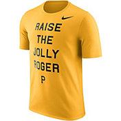 "Nike Men's Pittsburgh Pirates Dri-FIT ""Raise The Jolly Roger"" T-Shirt"
