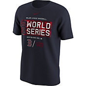 Nike Men's 2018 World Series Boston Red Sox Navy T-Shirt