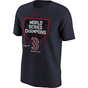 Nike Men's 2018 World Series Champions Boston Red Sox Navy T-Shirt