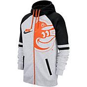 Nike Men's Baltimore Orioles Full-Zip Hoodie