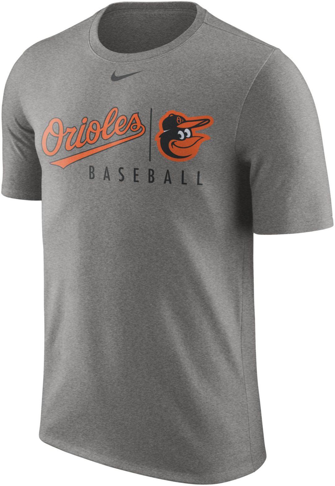 buy online 03c1d 21373 Nike Men's Baltimore Orioles Practice T-Shirt