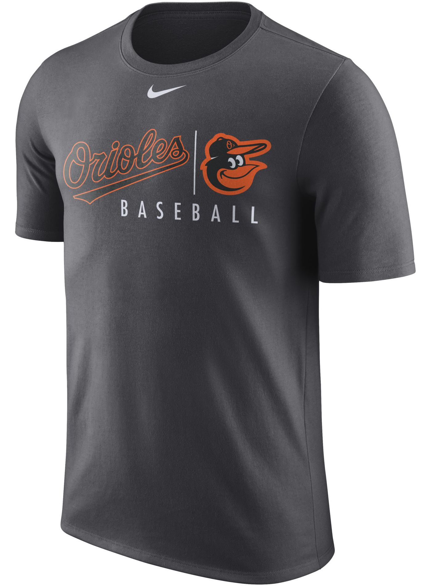 Nike Men's Baltimore Orioles Practice T-Shirt