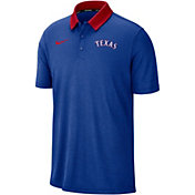 Nike Men's Texas Rangers Breathe Polo
