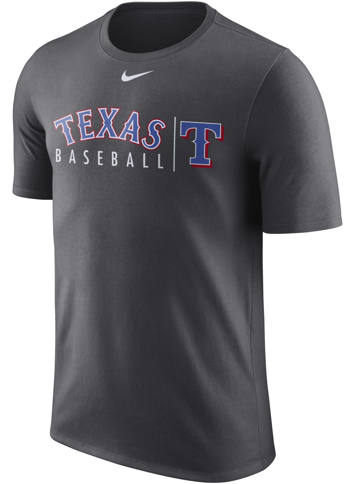 Nike Men's Texas Rangers Practice T-Shirt