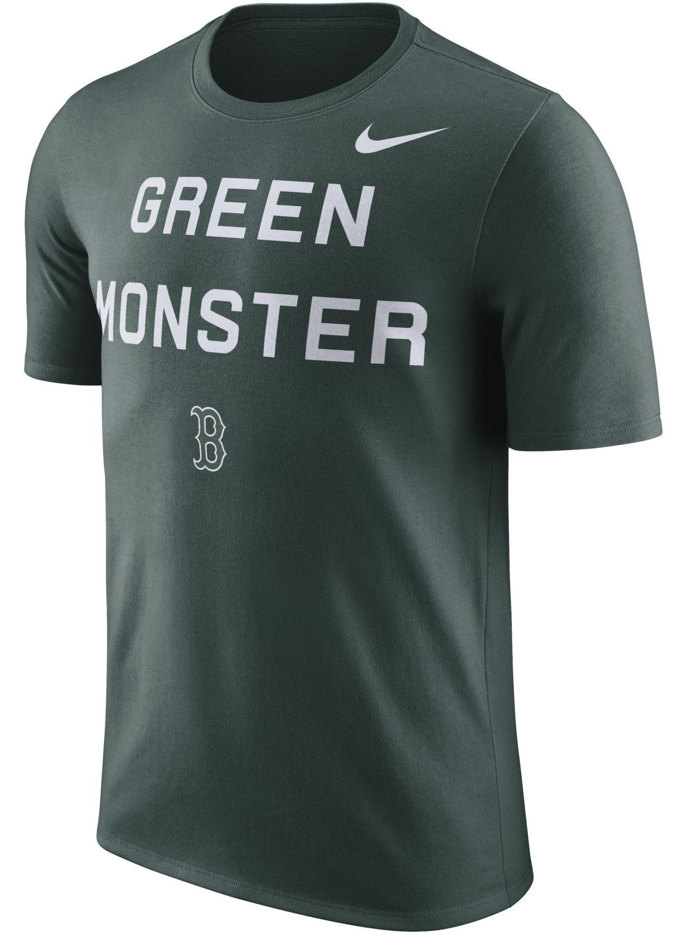 "Nike Men's Boston Red Sox Dri-FIT ""Green Monster"" T-Shirt"