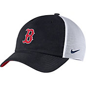 Nike Men's Boston Red Sox H86 Trucker Adjustable Hat